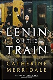 lenin on train